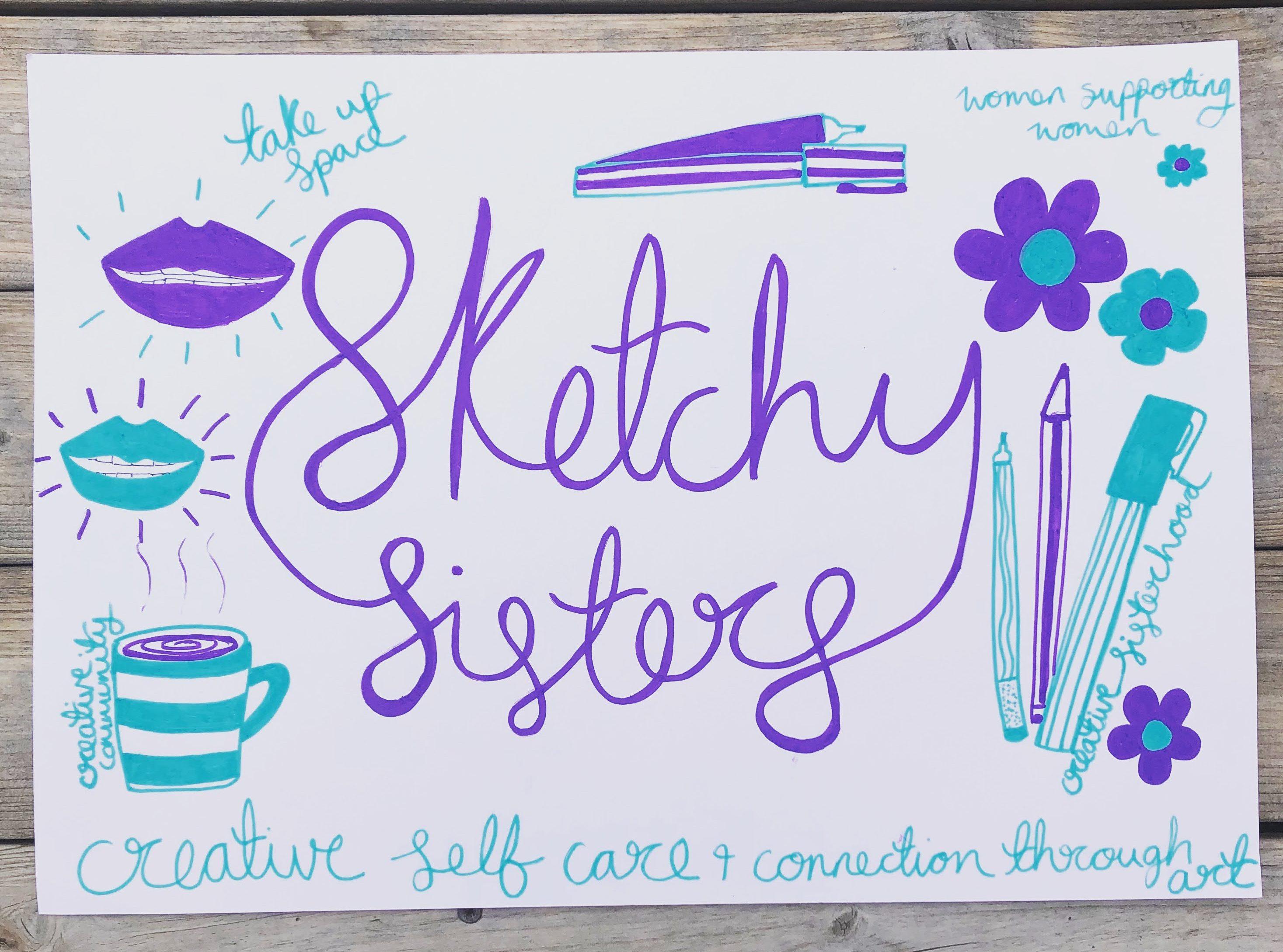 Sketchy Sisters